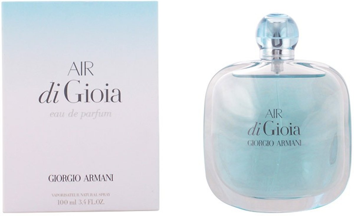MULTI BUNDEL 2 stuks AIR DI GIOIA Eau de Perfume Spray 100 ml