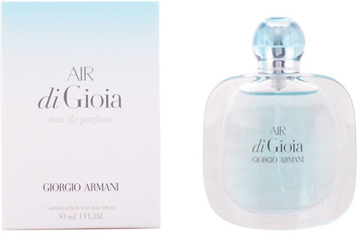 MULTI BUNDEL 2 stuks AIR DI GIOIA Eau de Perfume Spray 30 ml