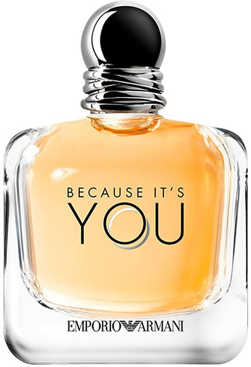MULTI BUNDEL 2 stuks BECAUSE ITS YOU Eau de Perfume Spray 30 ml