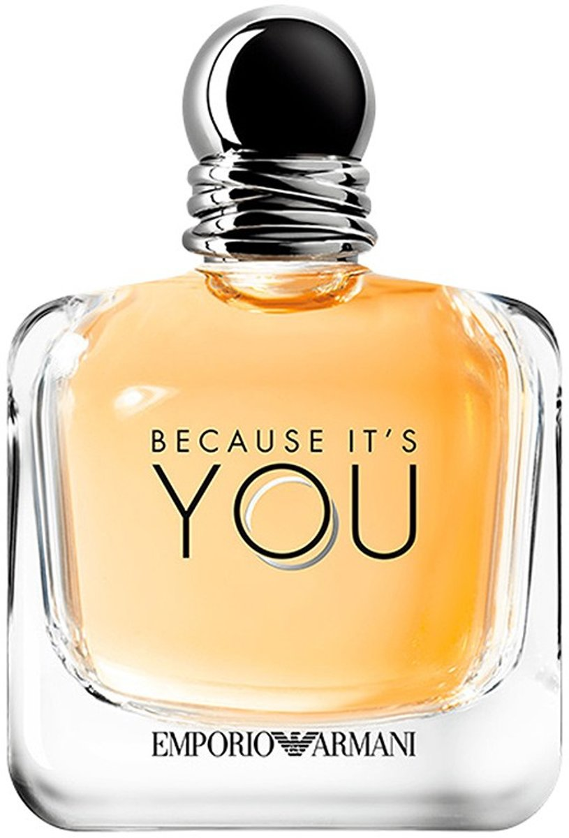 MULTI BUNDEL 2 stuks BECAUSE ITS YOU Eau de Perfume Spray 50 ml