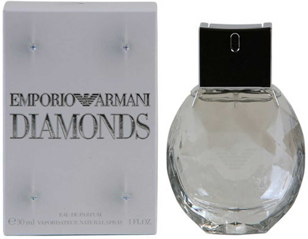MULTI BUNDEL 2 stuks DIAMONDS Eau de Perfume Spray 30 ml
