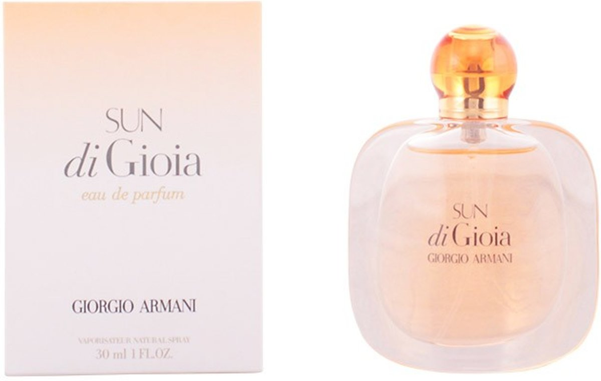 MULTI BUNDEL 2 stuks SUN DI GIOIA Eau de Perfume Spray 30 ml