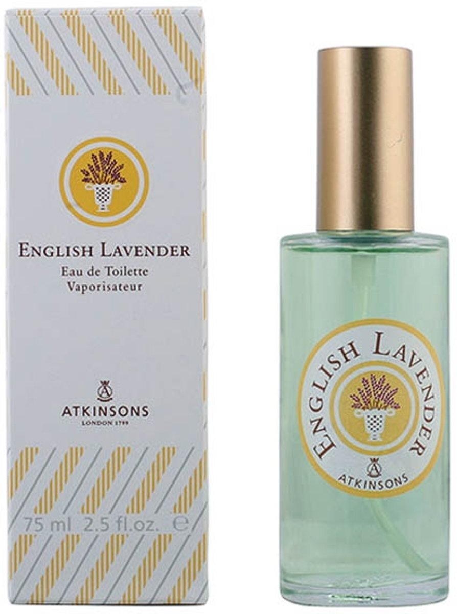 Atkinsons - ENGLISH LAVANDER edt vaporizador 75 ml