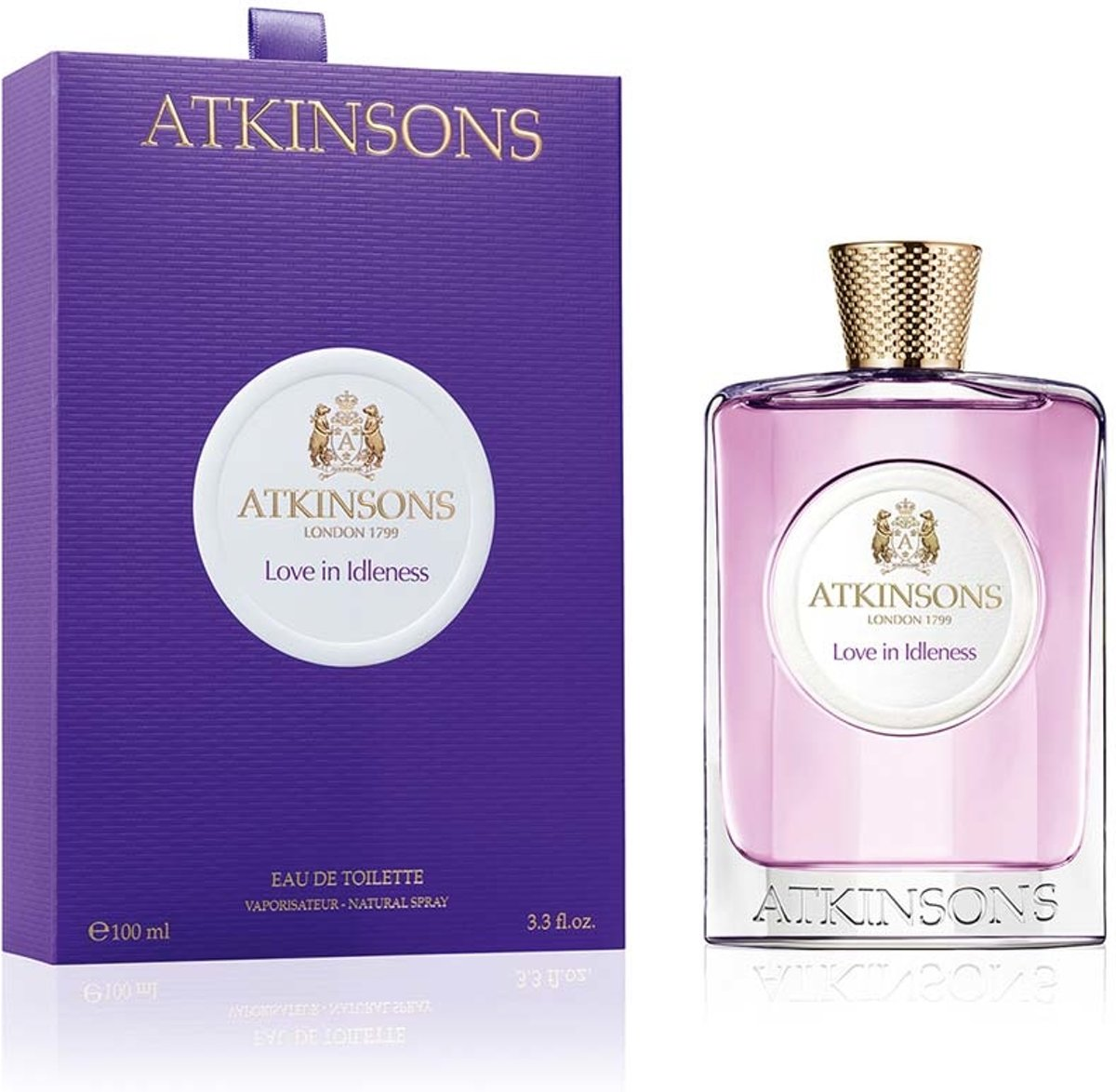 Atkinsons 1799 Love in Idleness Vrouwen 100ml eau de toilette