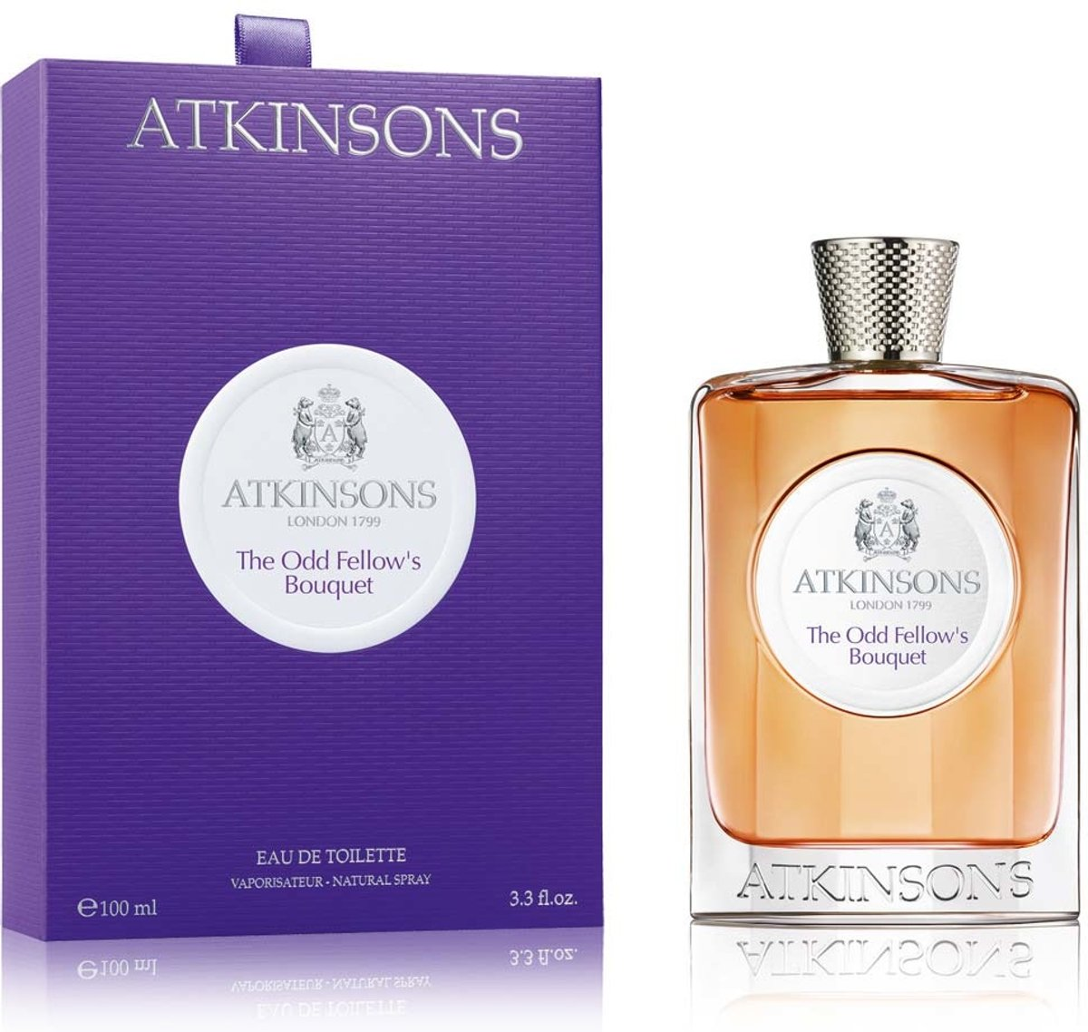 Atkinsons 1799 The Odd Fellows Bouquet 100ml eau de toilette