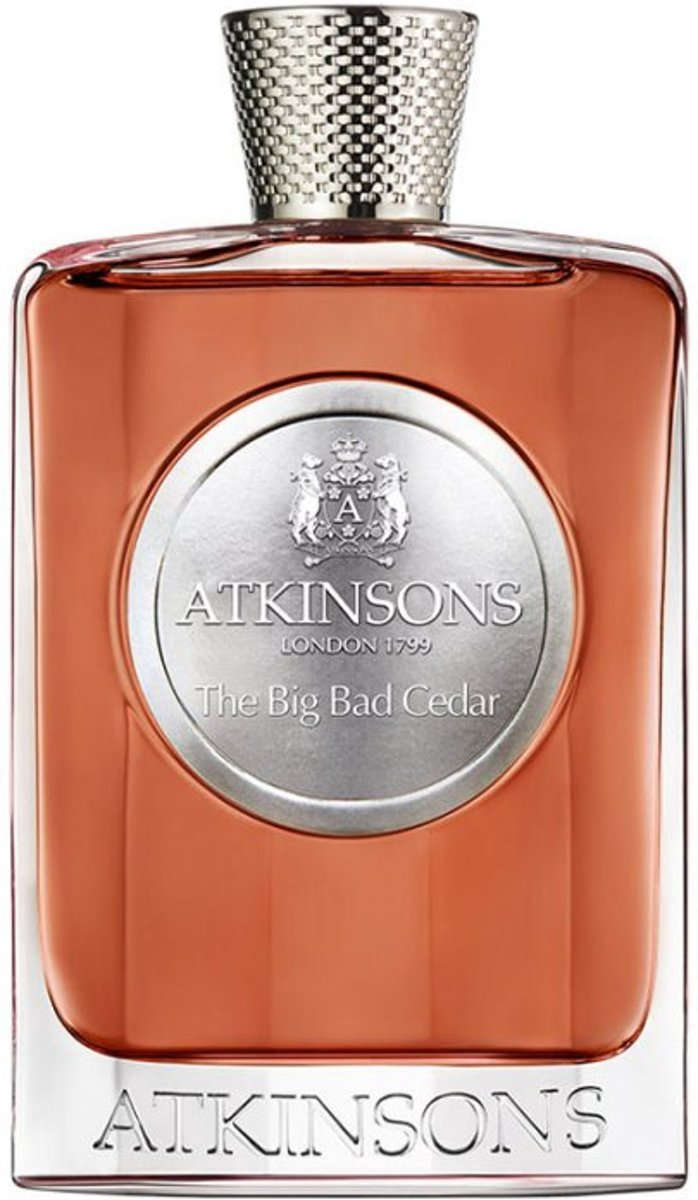 Atkinsons The Contempory Collection Big Bad Cedar Eau de Parfum Spray 100 ml