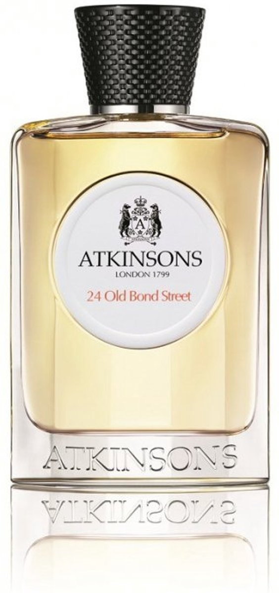 Atkinsons The Emblematic Collection 24 Old Bond Street Eau de Cologne Flacon 100 ml