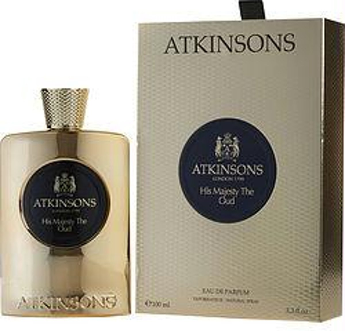 Atkinsons The Oud Collection His Majesty Eau de Parfum Spray 100 ml