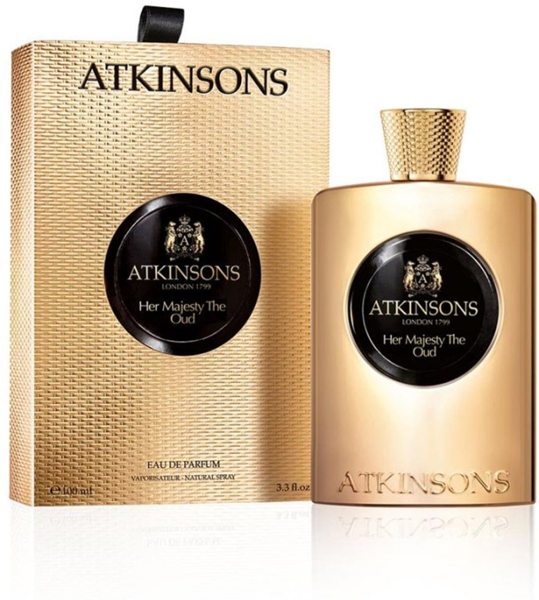 Atkinsons The Oud Collection Oud Her Majesty Eau de Parfum Spray 100 ml