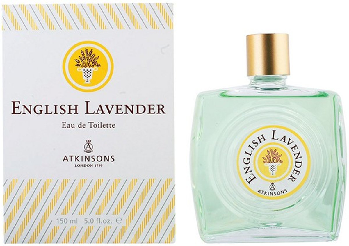 Uniseks Parfum English Lavender Atkinsons EDT