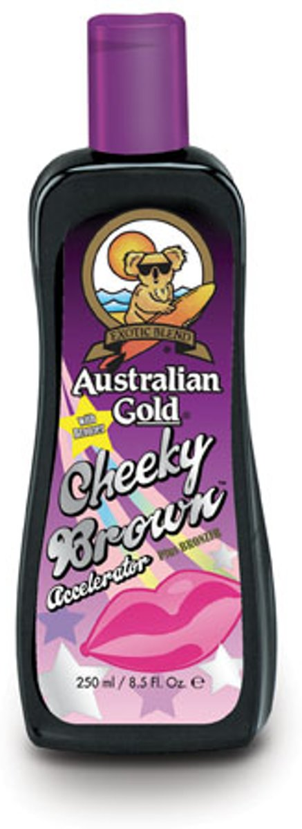 Australian Gold Cheeky Brown 250 ml
