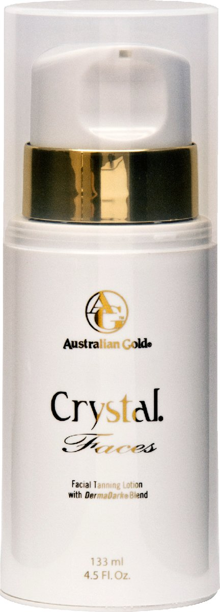 Australian Gold Crystal Faces 135 ml
