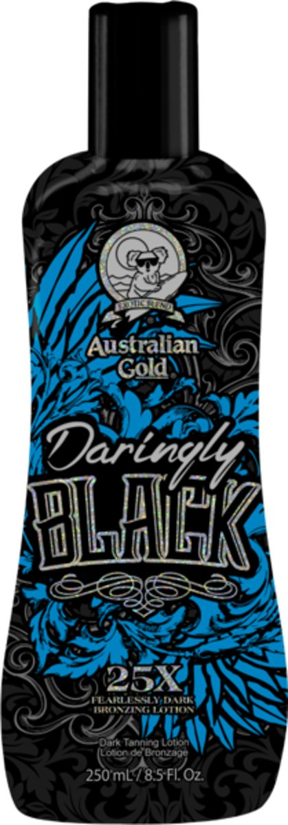 Australian Gold Daringly Black Zonnebanklotion - 250 ml