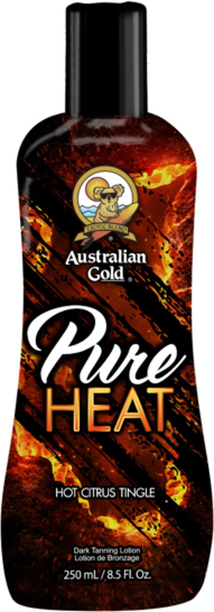 Australian Gold Pure Heat - Hot Citrus Tingle 250 ml