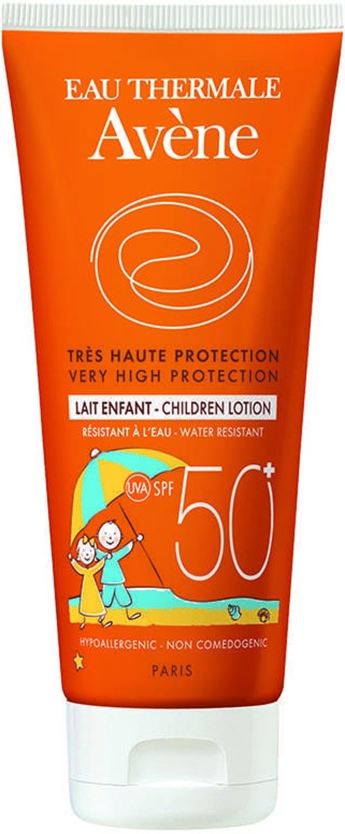 Avene Sun Protection 50+ Lotion For Children 527158