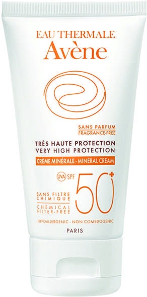 Avene Sun Protection 50+ Mineral Cream