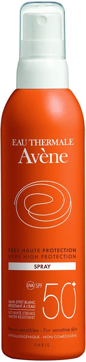 Avene Sun Protection 50+ Spray