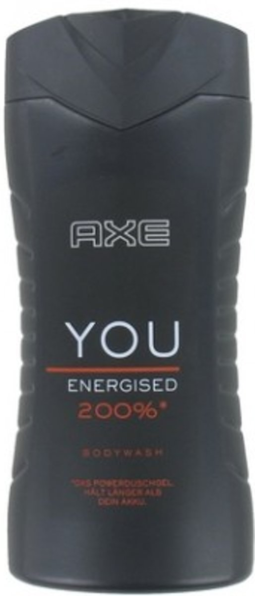 AXE Showergel -  You Energized 250 ml