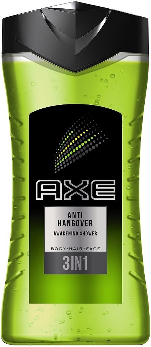 Axe Anti-hangover Showergel - 250ml