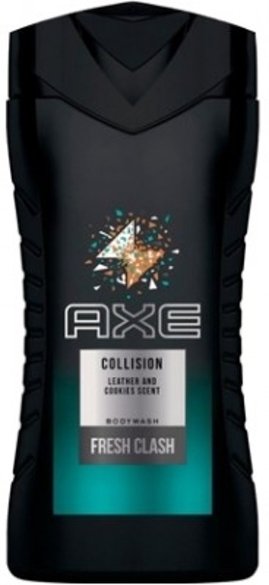 Axe Douchegel - Collision Leather / Cookies 250 ml