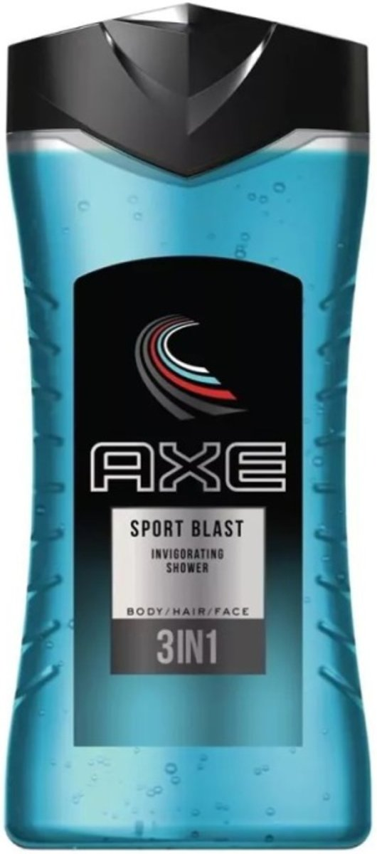 Axe Shampoo / Douchegel Sport Blast - 250ml