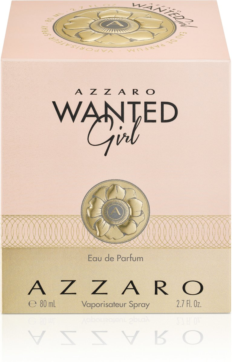 AZZARO WANTED GIRL EDP 50ML