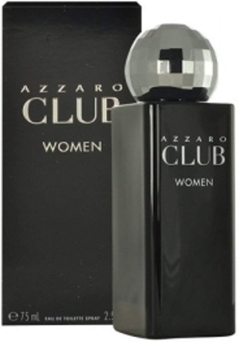 Azzaro - Club Women - 75 ml eau de toilette