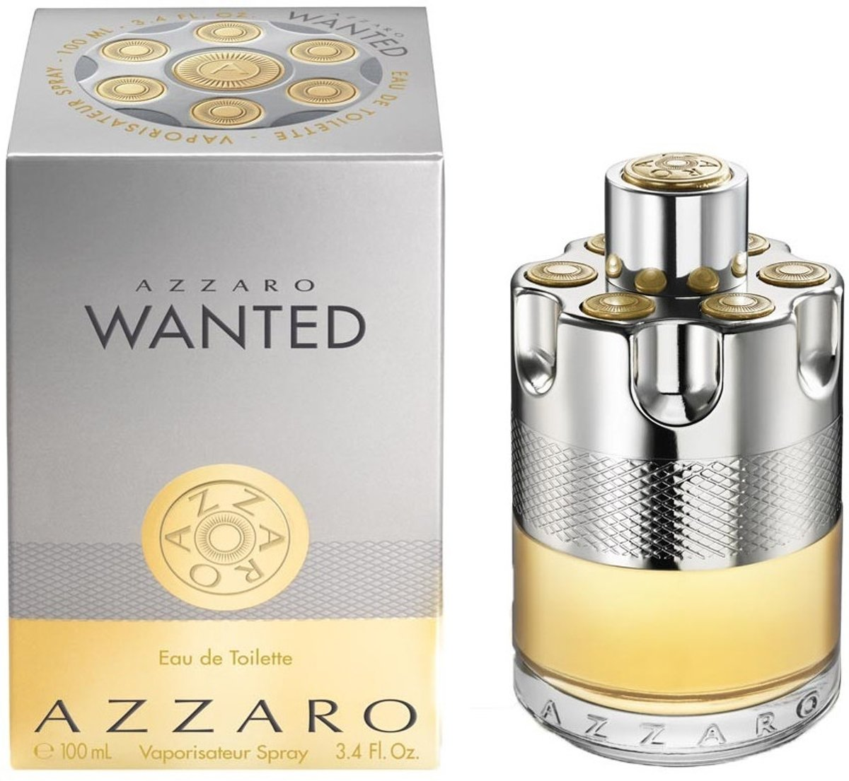 Azzaro - Eau de toilette - Wanted - 50 ml