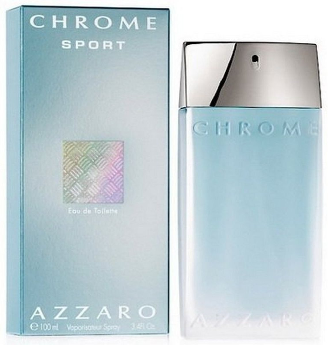 Azzaro Chrome Sport - 50 ml - Eau de Toilette