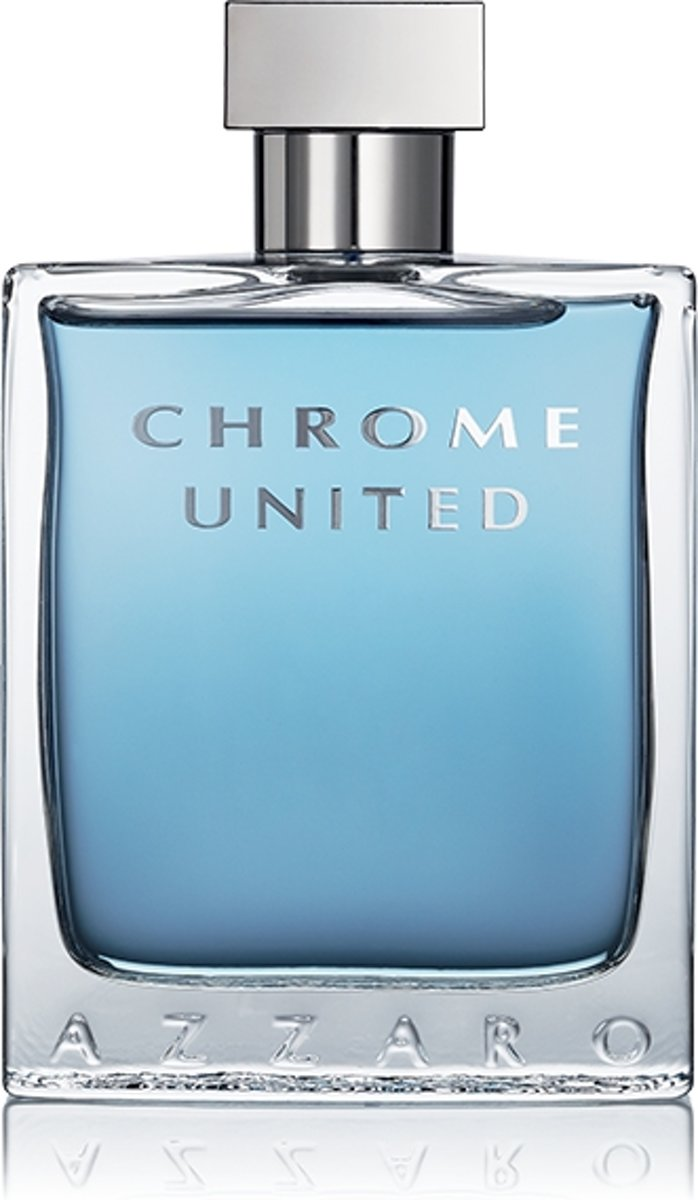 Azzaro Chrome United - 100 ml - Eau de Toilette