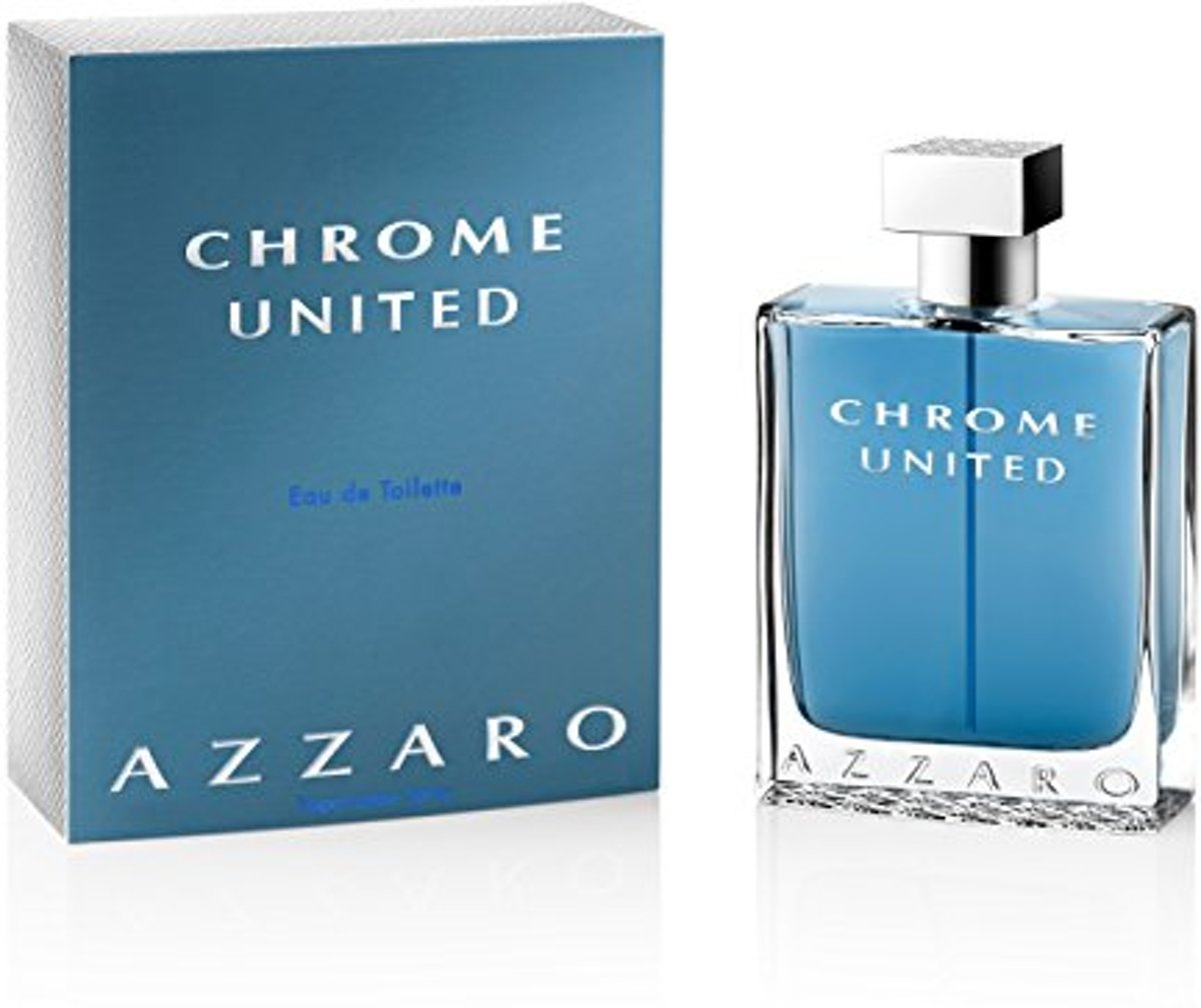 Azzaro Chrome United - 200ml - Eau de toilette