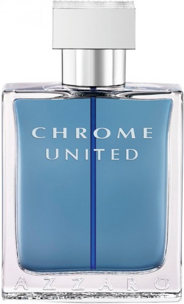 Azzaro Chrome United - 50 ml - Eau de Toilette