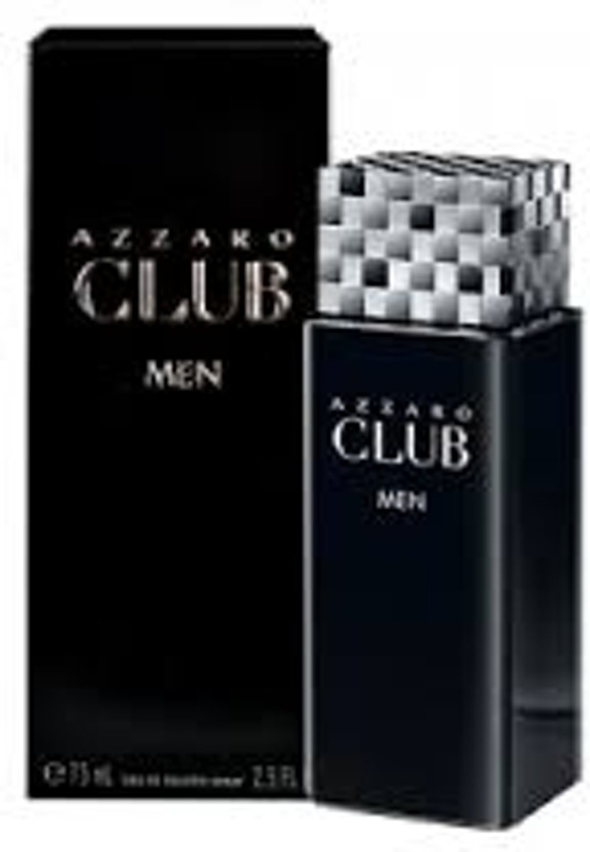 Azzaro Eau De Toilette Club Men 75 ml - Voor Mannen