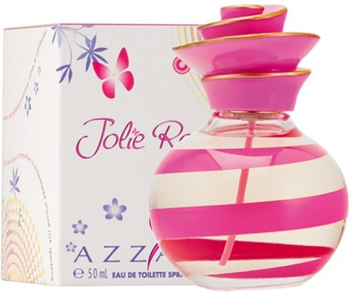 Azzaro Jolie Rose 50 ml Eau de toilette