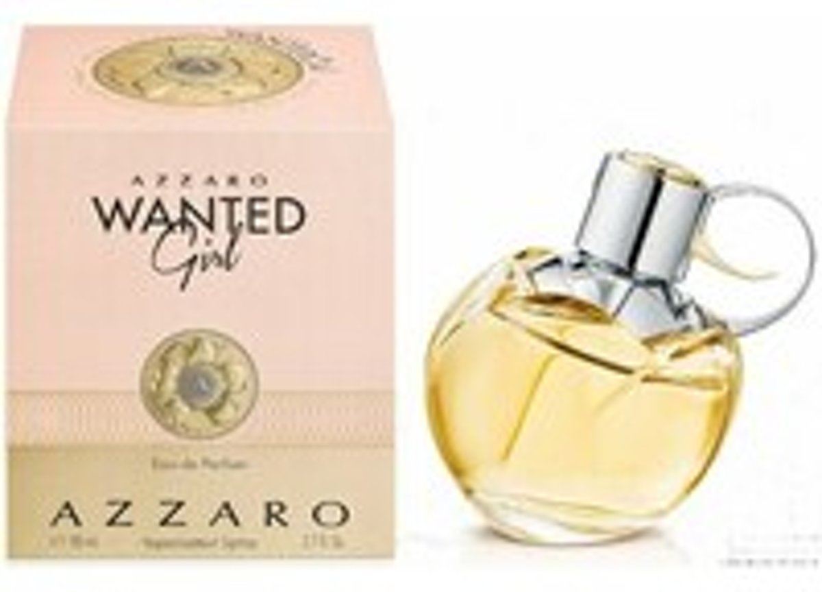 Azzaro WANTED GIRL edp spray 80 ml