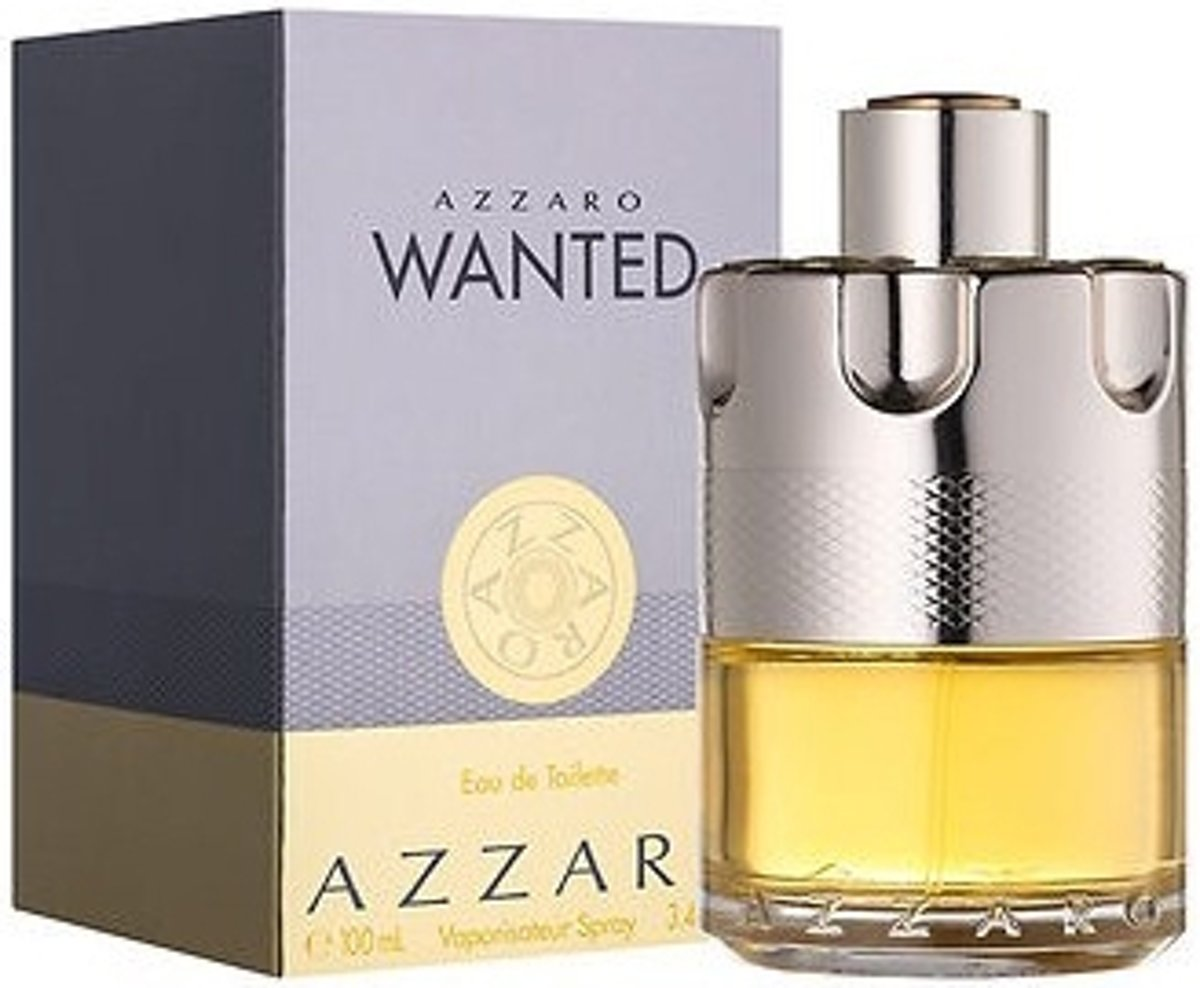 Azzaro WANTED HOMME edt vapo 100 ml