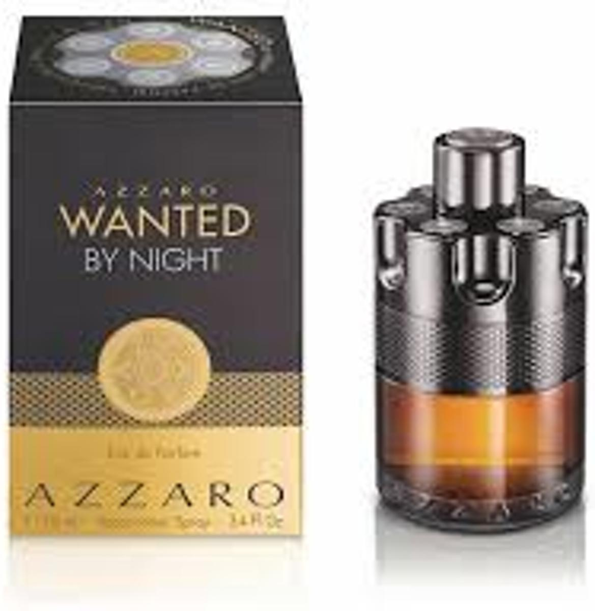 Azzaro Wanted By Night Edp Spray 100ml