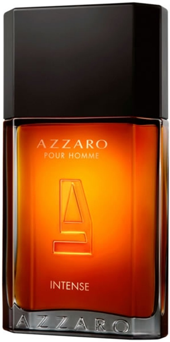 MULTI BUNDEL 2 stuks Azzaro Pour Homme Intense Eau De Perfume Spray 100ml
