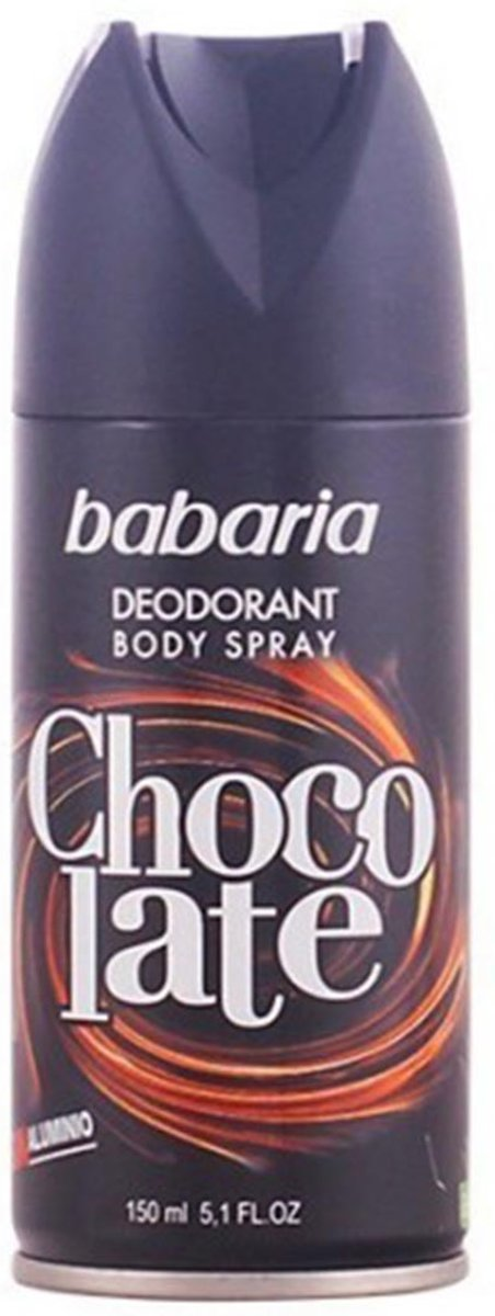 Babaria Deodorant Body Spray Chocolate for Men 200 ml