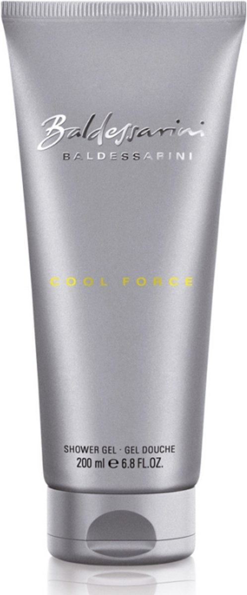 Baldessarini Cool Force Douchegel 200 ml