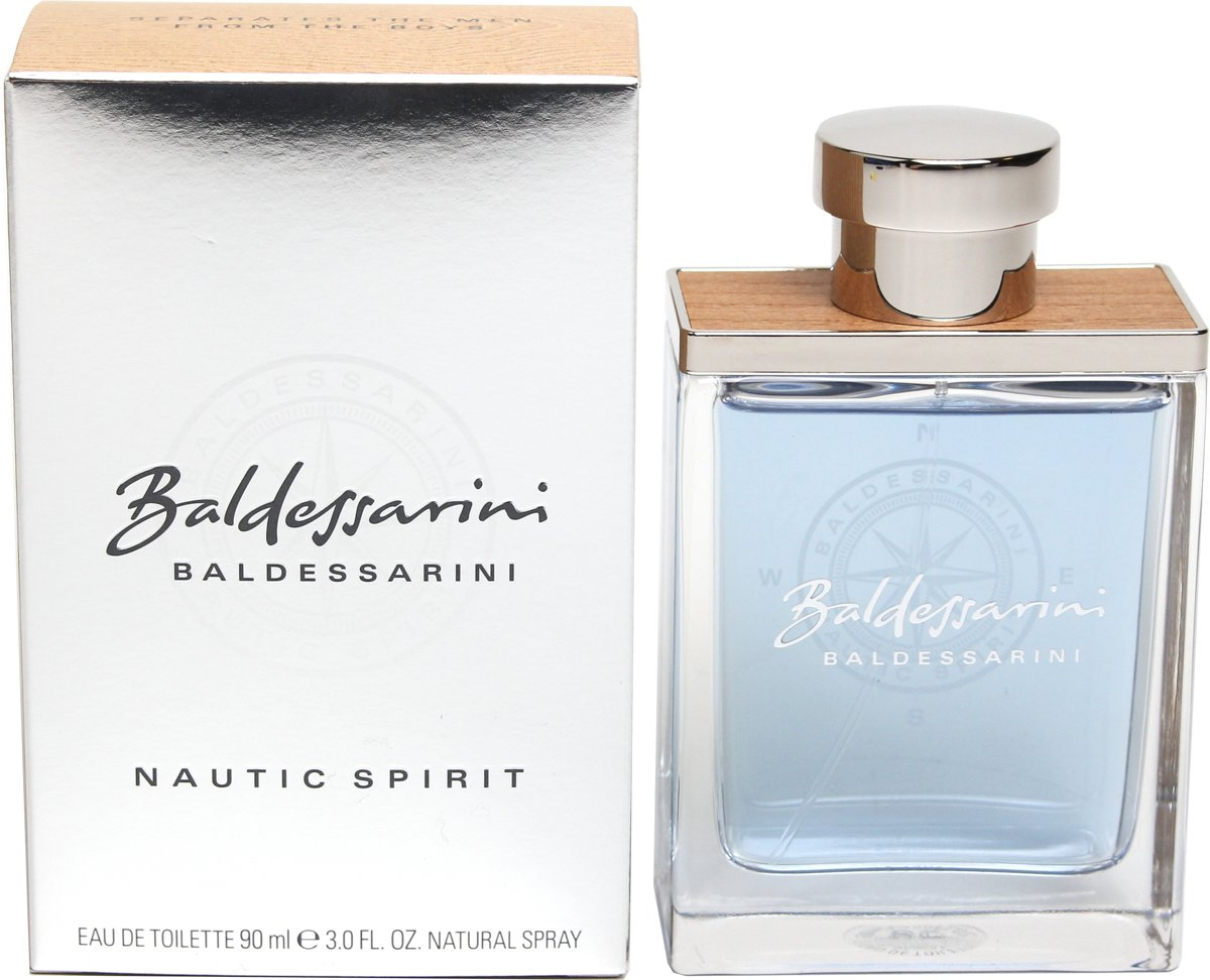 Baldessarini Nautic Spirit - 90 ml - Eau de toilette