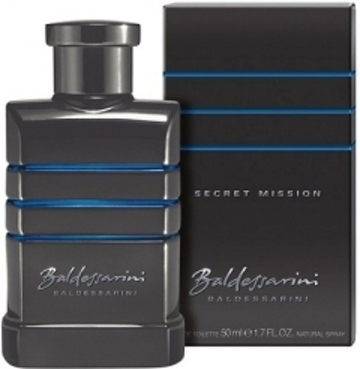 Baldessarini Secret Mission - 50 ml - Eau de toilette