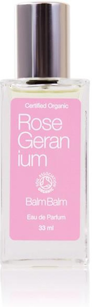 Balm Balm Natural Perfume Rose Geranium 33ml.