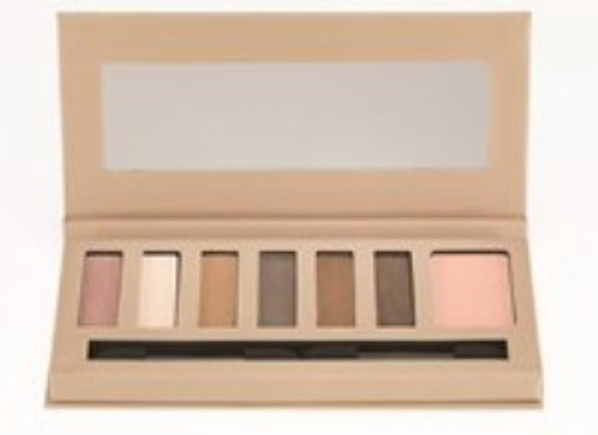 Barry M Natural Glow Shadow & Blush Palette