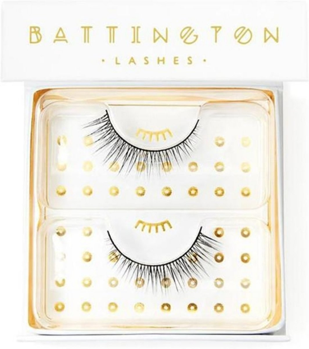Battington Kennedy Silk Lashes – Wimpers