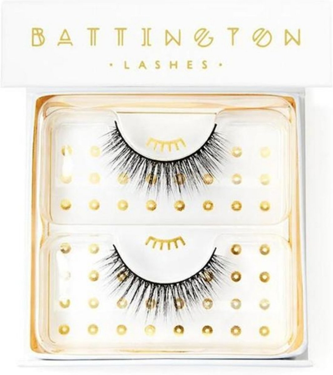 Battington Monroe 3D Silk Lashes – Wimpers