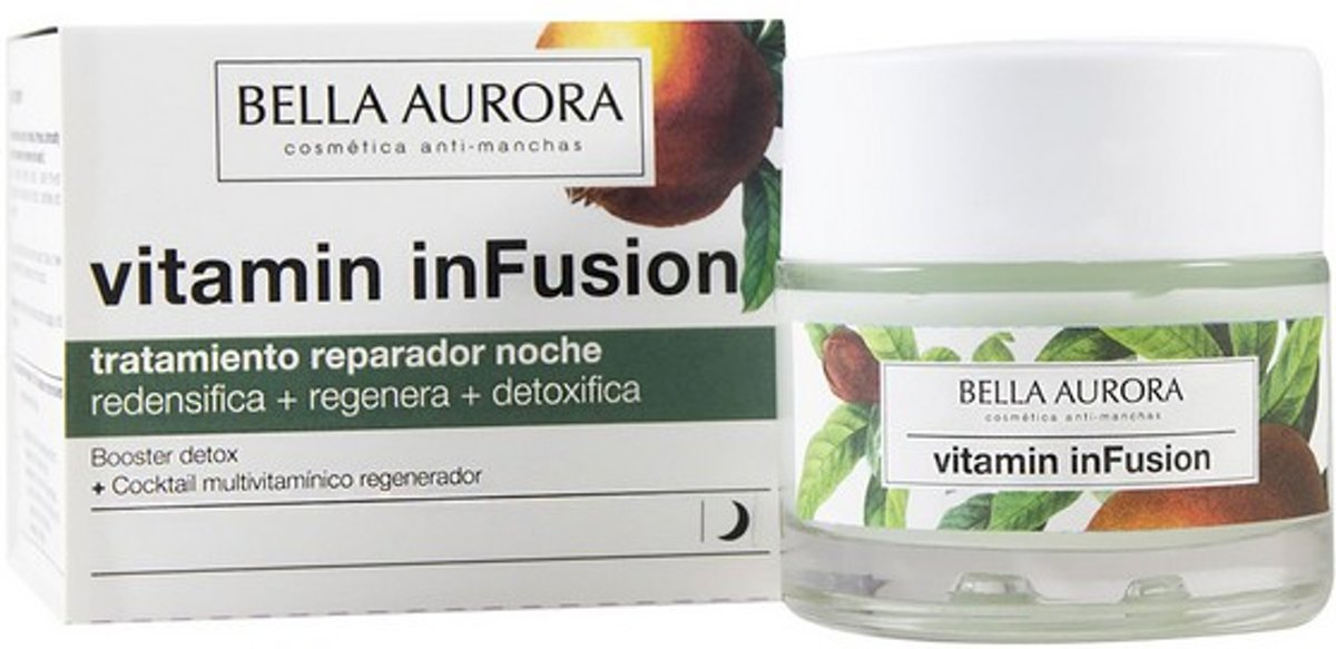 Anti-Rimpelbehandeling Vitamin Infusion Bella Aurora (50 ml)