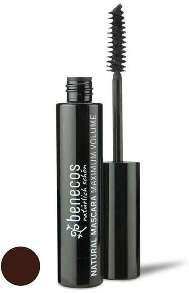 Benecos Maximum Length - Smooth Brown - Mascara