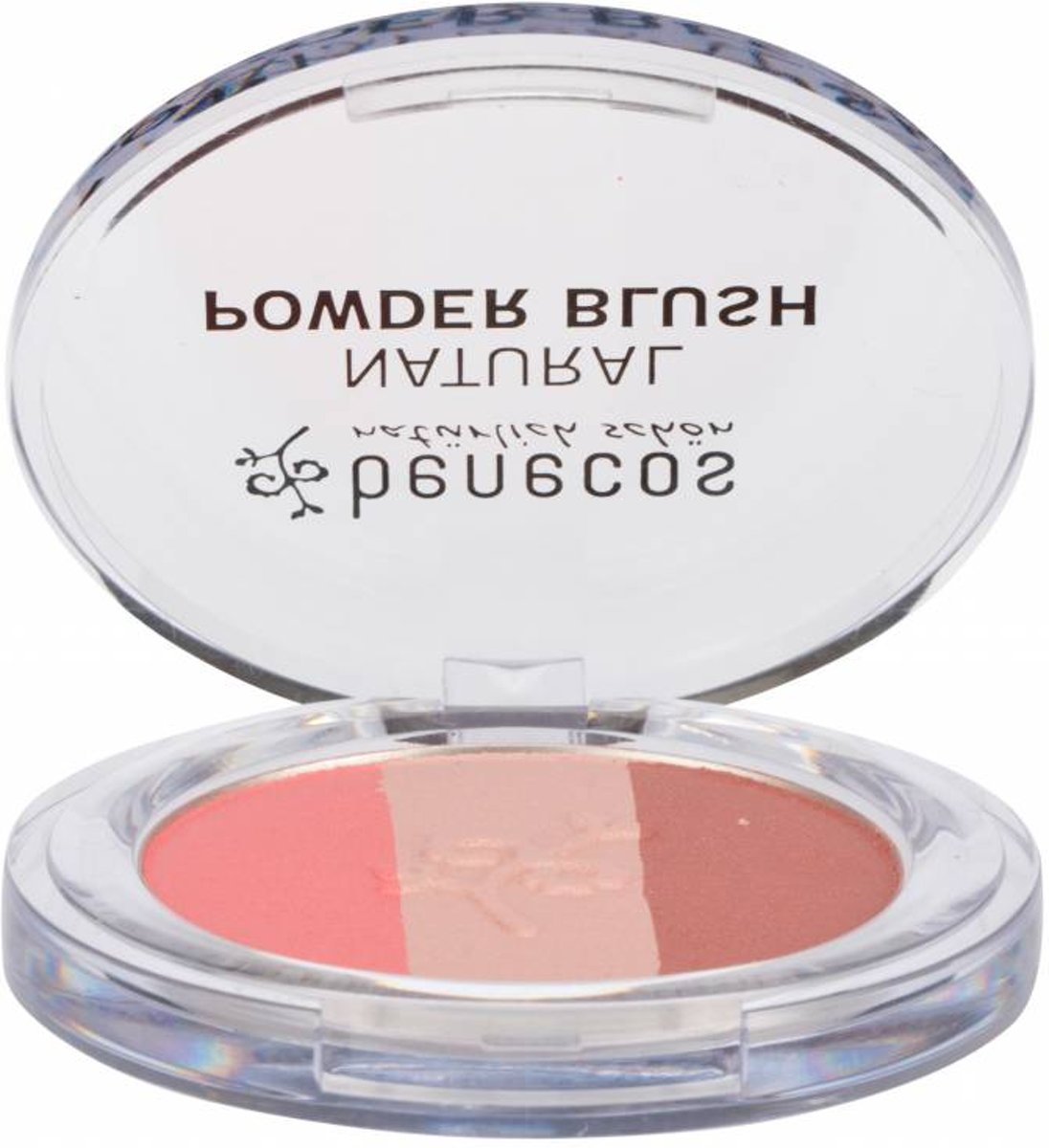 Compact blush fall in love