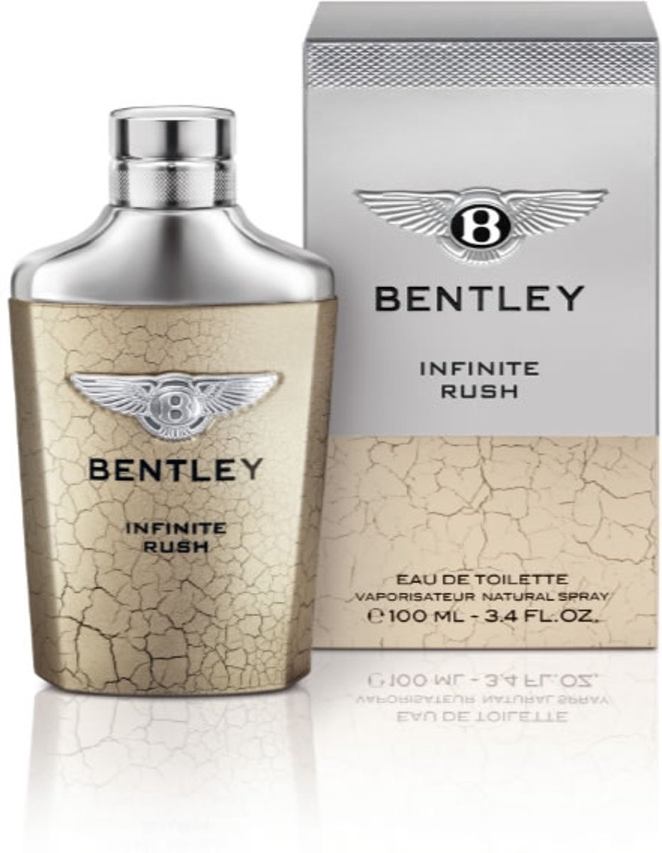 BENTLEY INFINITE RUSH 100ml eau de toilette